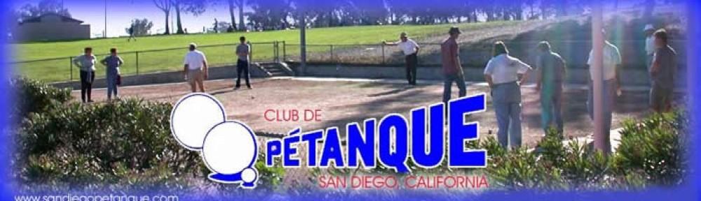 San Diego Club de Petanque
